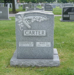 Marie E <i>O'Donnell</i> Carter