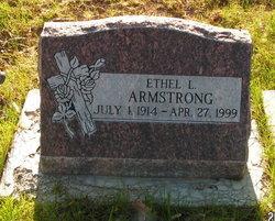 Ethel L. <i>Strange</i> Armstrong