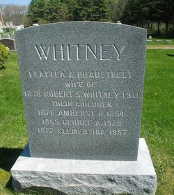George A Whitney