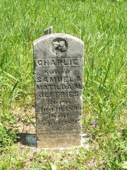Charles Charlie Jeffries