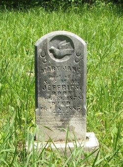 Mary Jane Jeffries