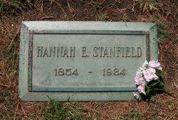Hannah Elizabeth <i>Buckmaster</i> Stanfield