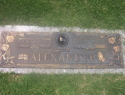 Mrs Areba Jewel <i>Scott</i> Alexander