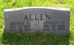 Louella Grady <i>King</i> Allen
