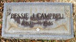 Bessie J Campbell