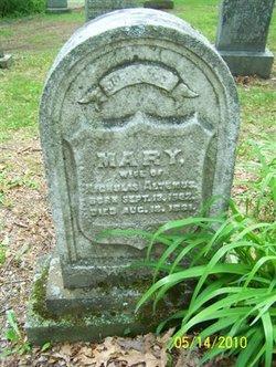 Mary <i>Wolf</i> Altemus