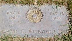 Leland Clayton Albertson