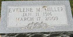 Evelene <i>Marion</i> Miller