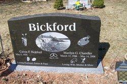 Marilyn G <i>Chandler</i> Bickford
