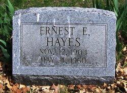 Ernest Edward Hayes