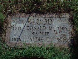 Aldie Gwendolyn <i>Elliott</i> Blood