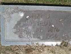 Mary J. Canady