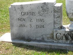 Carrie S. Canady