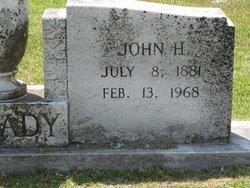 John Henry Canady
