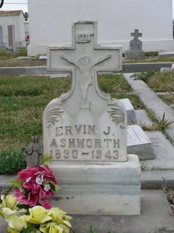 Irvin Joseph Ashworth