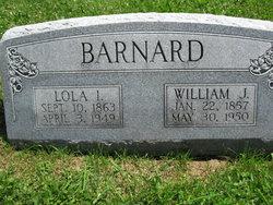 Lola Isora <i>Lindsey</i> Barnard