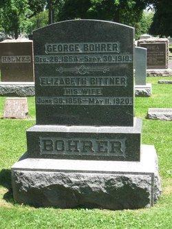 Elizabeth <i>Bittner</i> Bohrer