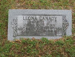 Leona Canady