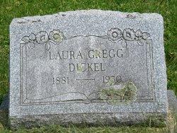 Laura E. <i>Gregg</i> Dickel