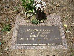 Pvt Jackson R Farris