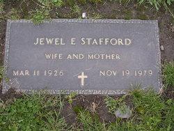 Jewel E Stafford