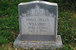 Mable Helen Williams