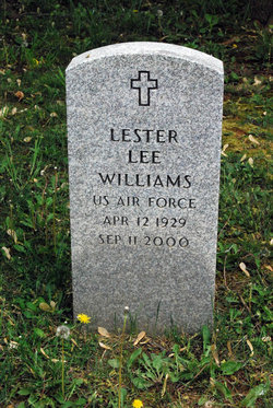 Lester Lee Williams