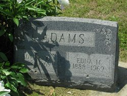 Edna <i>Mulvany</i> Adams