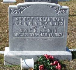 Andrew Jackson Boss Blanchard