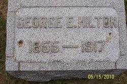 George Edward Hilton