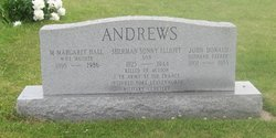 M. Margaret <i>Hall</i> Andrews