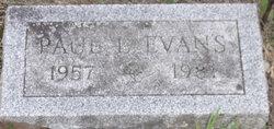 Paul L. Evans