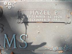Hazel P Adams