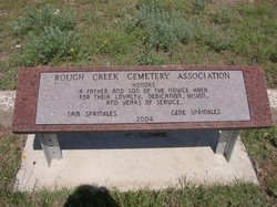 Rough Creek Cemetery