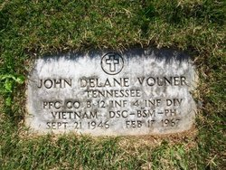 John Delane Volner
