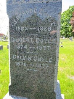 Calvin Brown Doyle