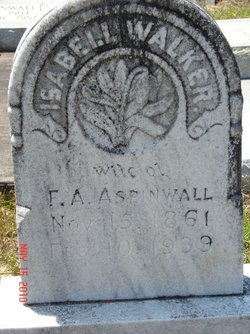 Isabella <i>Walker</i> Aspinwall