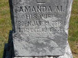 Amanda M. <i>Young</i> Parkhurst