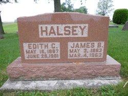 Edith C. <i>Sherwood</i> Halsey