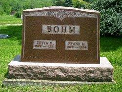 Frank Henry Bohm