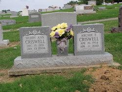 Merry Ann Criswell