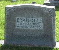 Mary Kate <i>Chryst</i> Bradford