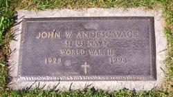 John Walter Andescavage