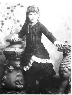 Lillie Anne <i>Thiriot</i> Saxey