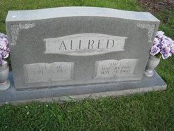 James S Allred