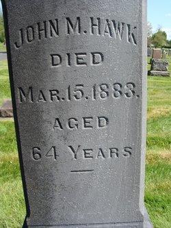 John Melvin Hawk