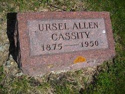 Ursel <i>Allen</i> Cassity