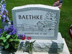 Marjorie L. <i>Morgan</i> Baethke
