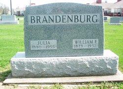 Julia <i>Fultz</i> Brandenburg