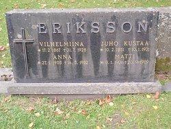 Vilhelmiina Eriksson